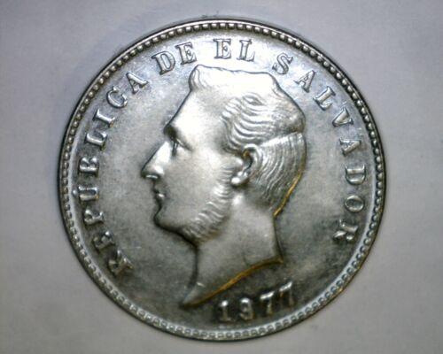 1977  10 Centavos   El Salvador