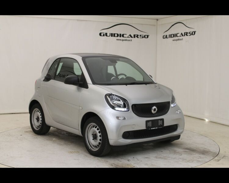 SMART fortwo fortwo 70 1.0 twinamic Passion