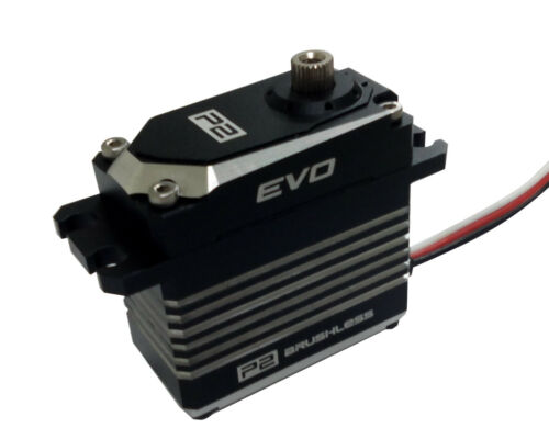 EVO-P2 / Digital Brushless servo - High Speed/Voltage Ultra High Torque