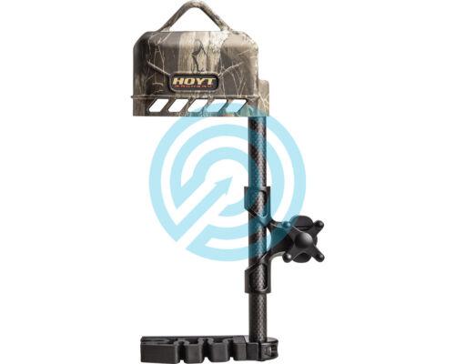 NEW Hoyt Carbon Solo Shorty 4 Arrow Quick Detach Bow Quiver- REALTREE EDGE