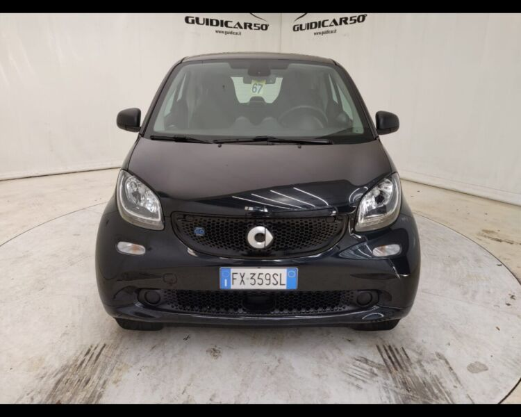 SMART fortwo fortwo EQ Passion