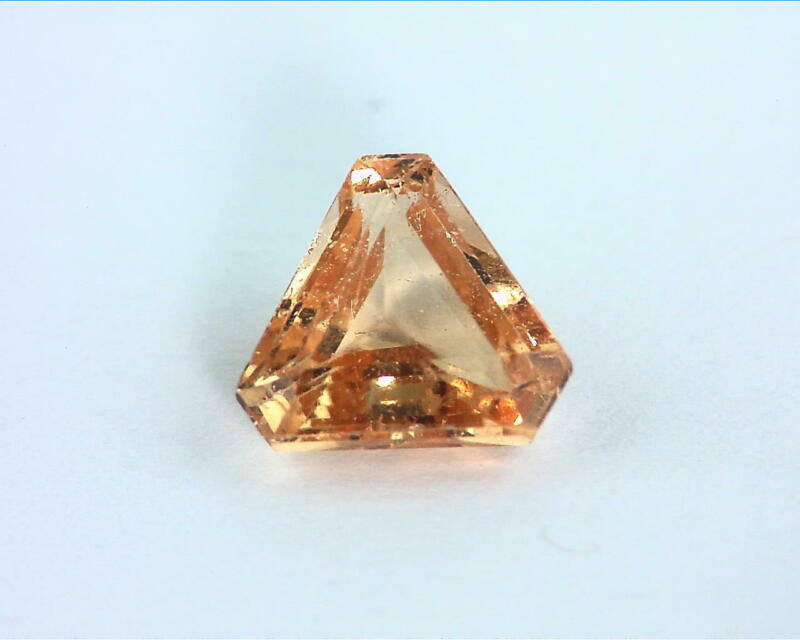 Hessonite Garnet Natural Genuine Gemstone GSG,66