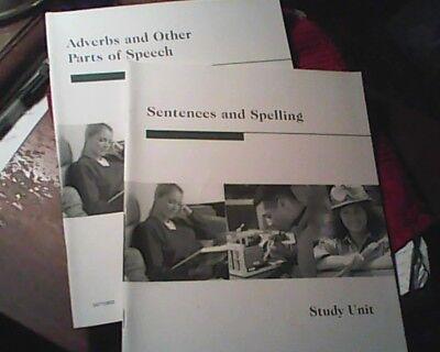 Homeschooling Penn Foster Adverbs   Other Part Speech   Sentences   Spelling