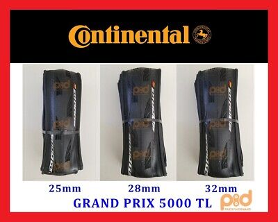 CONTINENTAL Grand Prix GP 5000 TL TUBELESS Tire 700 x 25 28 32 DAMAGED PACKAGING
