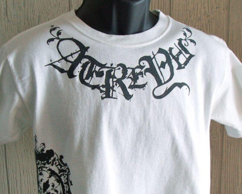 Atreyu YL T Shirt Metal Core Thrash Band Victory Records Tattoo The Curse Band
