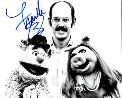 Fank Oz Muppets 8x10 Signed Photo autographed Picture COA