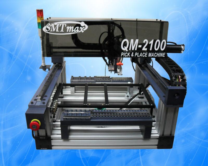 Automatic Pick and Place Machine QM2100