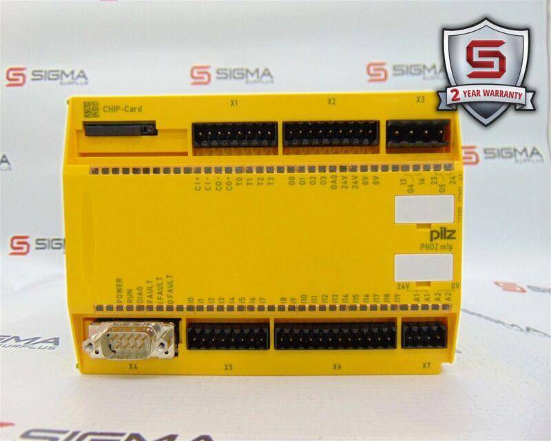 Pilz PNOZ m1p Safety Relay Base Module 773100