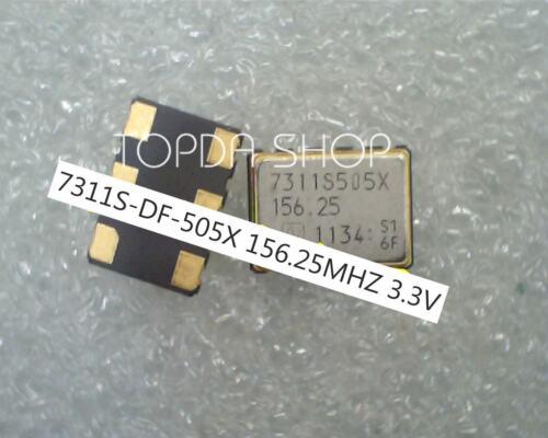 1pc used 7311S-DF-505X 156.25MHZ 3.3V