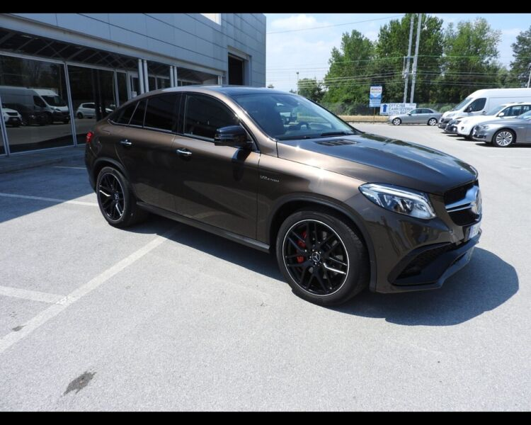 Mercedes-Benz GLE Coupe - C292 GLE Coupe 63 AMG S 4matic auto