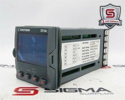 Eurotherm 2216e Temperature Controller 6w 100-240vac 48-62hz