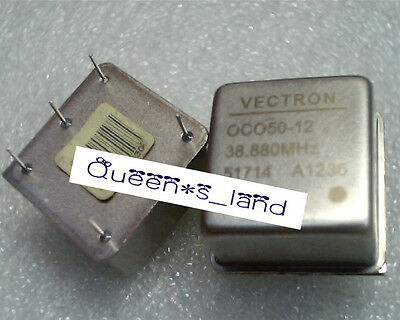 1new Vectron Oco50-12 38.880 Mhz 38.88 Mhz 20x20mm Ocxo Crystal Oscillator
