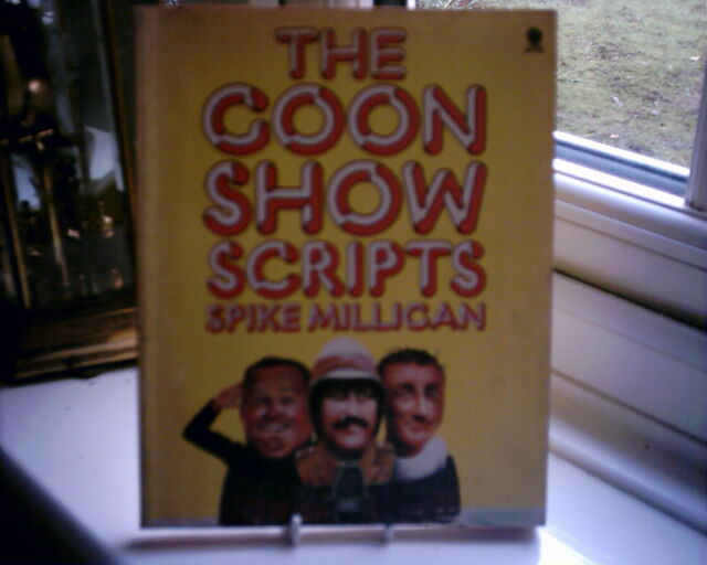 THE GOON SHOW SCRIPTS BY SPIKE MILLIGAN (PAPERBACK 1973)