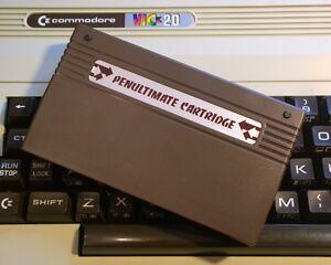 Penultimate Cartridge Commodore VIC20 3-35k RAM Pack + ROMs 16k 32k tfw8b v1.0