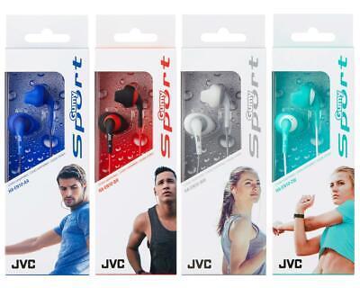 JVC Gumy HA-EN10 Sports In Ear Headphones - 3.5mm For Phones - Various Colours Jvc Gumy Phones