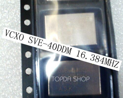 used 1pc   VCXO SVE-40DDM 16.384MHZ
