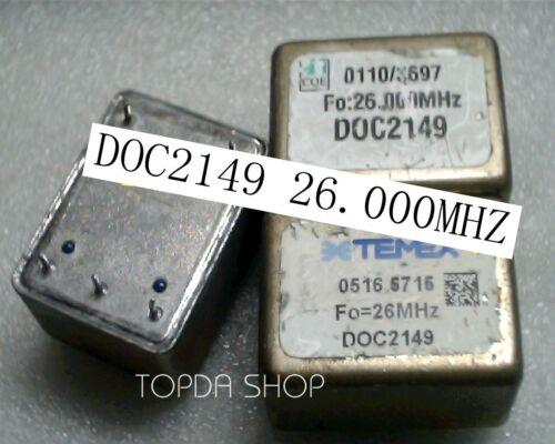 used 1pc OCXO DOC2149 26.000MHZ