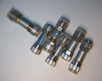Hp 8492a 10db Coaxial Fixed Attenuator Hewlett-packard 8492a 10db Apc-7