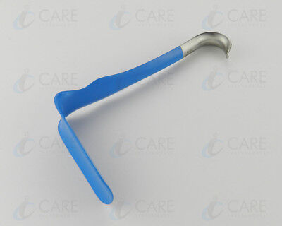 Jackson Vaginal Retractor 7 Insulated Gyno Surgical Retractors Care Instruments