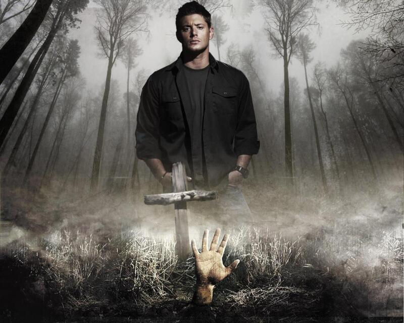 Jensen Ackles Wallpaper Supernatural  8x10 Photo Print