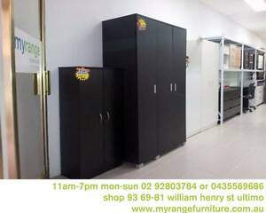 Wardrobes and Cabinet Sale with FREE CITY DROP OFF Sydney City Inner Sydney Preview