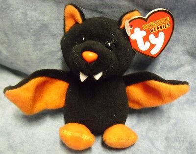 W-F-L TY Halloweenie  Swoop Sonderpreis Fledermaus  Halloween Vampir Beanie