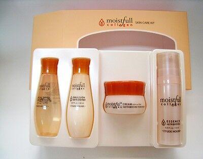 [Etude house] Moistfull Collagen Skin Care Kit   (4 items)