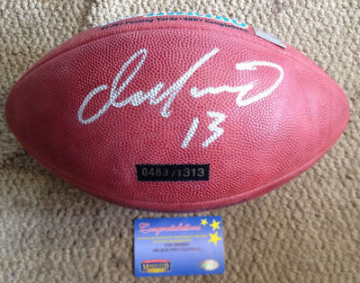 2b00d6b4526 Dan Marino Signed Autograph AUTO Autographed Football STAT MOUNTED MEMORIES