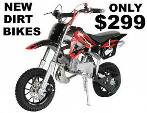NEW DIRT BIKE,  50cc Capalaba Brisbane South East Preview