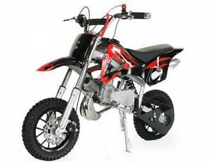 49cc DIRT / POCKET BIKES... NEW Capalaba Brisbane South East Preview
