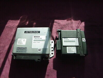 Volvo Computer Pair for 1994-1995 B230FD 940 Non-Turbo Bosch System Cars w/EGR.