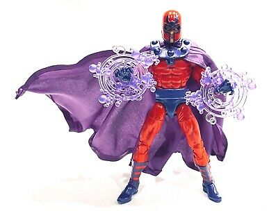 PB-MAG-C: Wired Purple cape for Marvel Legends 3-pack Magneto (No Figure)