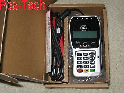 First Data Fd35 Emvchip Nfc Encrypted To Code Of Your Choice Brand New