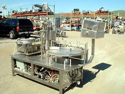 Perry Industries Monoblock Pressure Filler And Calumatic Capper