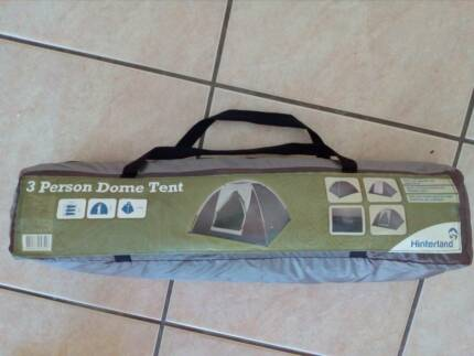3 person dome tent & Jackaroo 12 person dome tent | Camping u0026 Hiking | Gumtree ...