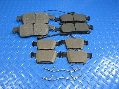 Maserati Levante Base front rear brake pads brakes kit PREMIUM QUALITY #6599