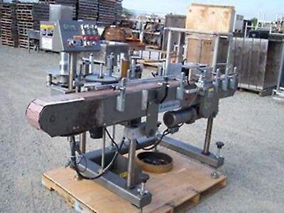 New Jersey Machine Pressure Sensitive Labeler