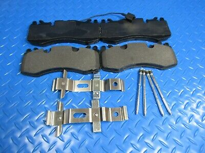 Maserati Levante S front brake pads brakes kit PREMIUM QUALITY #6597