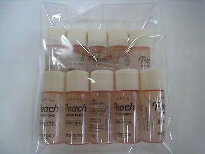 [SKIN FOOD] Peach Cotton (Skin + Emulsion )  10 EA   Sample Size