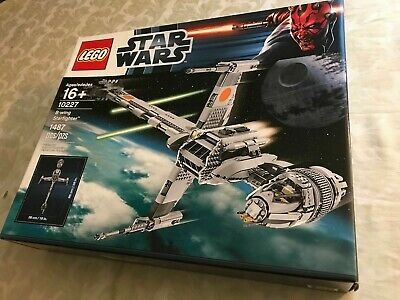 Lego Star Wars 10227 UCS B-wing Starfighter NEW/SEALED