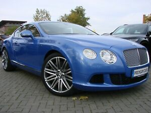 Bentley Continental GT GT 6.0 W12 Speed 4WD Xenon Carbon