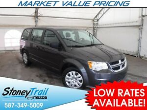 2017 Dodge Grand Caravan CVP/SXT SXT - ONE OWNER / CLEAN & LO...