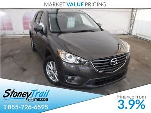 2016 Mazda CX-5 GS-L - LEATHER! BLIND SPOT SYSTEM! SUNROOF!