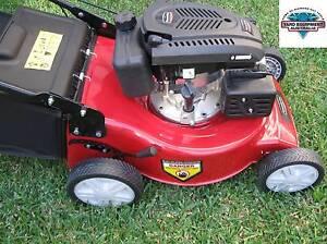"Diamond Cut 18"" Easy Start 18"" Mulch/Catch Lawn Mower Bulimba Brisbane South East Preview"