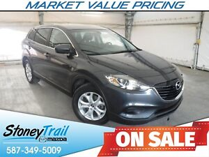 2013 Mazda CX-9 GS GS AWD - ONE OWNER / CLEAN & LOCAL HISTORY