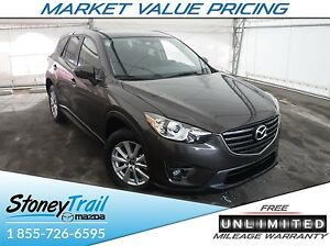 2016 Mazda CX-5 GS LUXURY! - NAV! UNLIMITED MILEAGE WARRANTY!