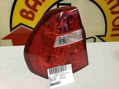 TAIL LIGHT LAMP CHEVY MALIBU LEFT LH DRIVER SIDE 2004 2005 2006 2007 2008