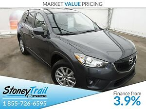 2014 Mazda CX-5 GS AWD - ROOF RACK! HEATED SEATS!