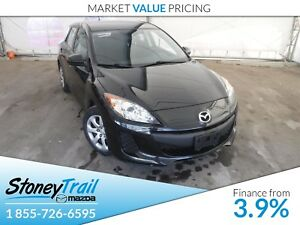 2013 Mazda Mazda3 GX - CLEAN HISTORY! ONE OWNER!