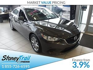 2016 Mazda Mazda6 GS-L - LEATHER! NAVIGATION! EXECUTIVE DEMO!